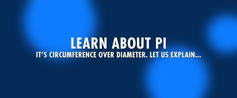 Pi Day – Celebrate Mathematics on March 14th