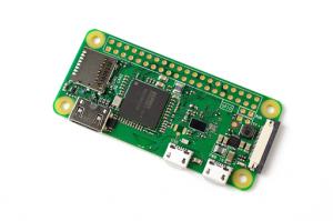 The Raspberry Pi Zero W