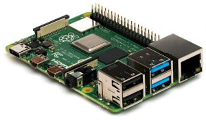 The Raspberry Pi 4 Model B