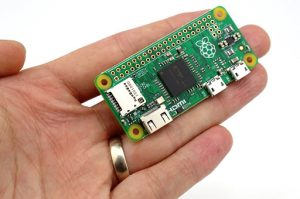 The Raspberry Pi Zero W